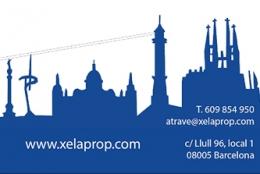 Diseño publicidad - Xela Prop